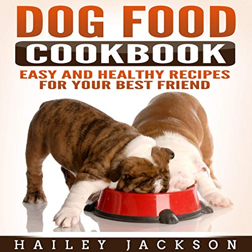Dog Food Cookbook cover art