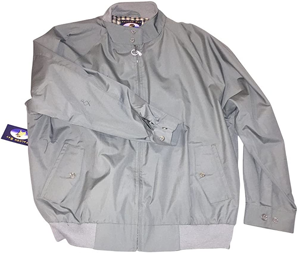 LT Tall Barracuda Casual Jacket in Olive Large Tall