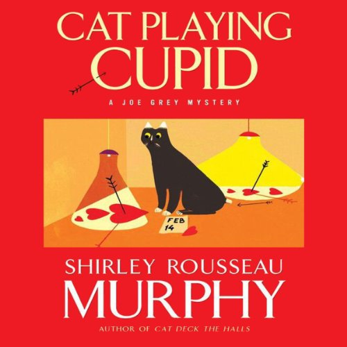 Cat Playing Cupid                   By:                                                                                                                                 Shirley Rousseau Murphy                               Narrated by:                                                                                                                                 Susan Boyce                      Length: 10 hrs and 22 mins     42 ratings     Overall 4.6