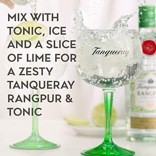 Tanqueray Rangpur Lime Distilled Gin – Ideale Spirituose für Cocktails oder Gin Tonic – 1 x 1L - 3
