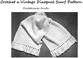 Best diagonal crochet scarf Reviews