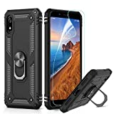 LeYi for Xiaomi Redmi 7A Case with Magnetic Ring Holder,