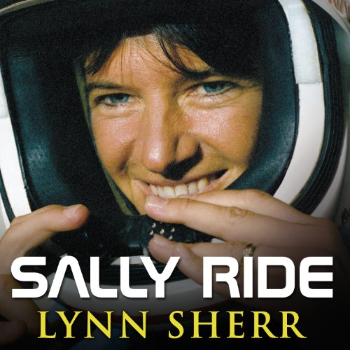 Sally Ride audiobook cover art