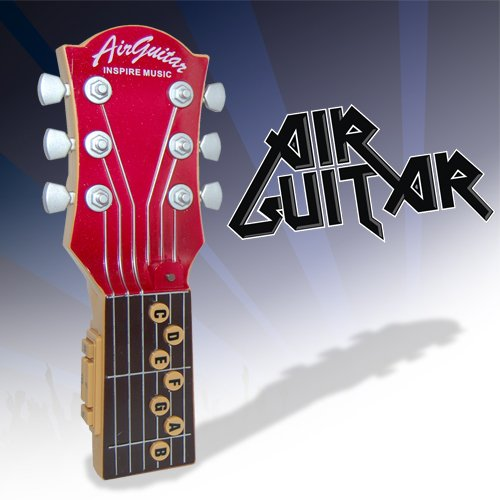 Air Guitar rock star opération double mode portable