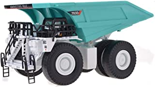 FJFMX Transport Truck All-Alloy Toy Car,Mining Truck Model Alloy Technology Toy Car Model,Tip Dump Truck Toy (Color : Gree...