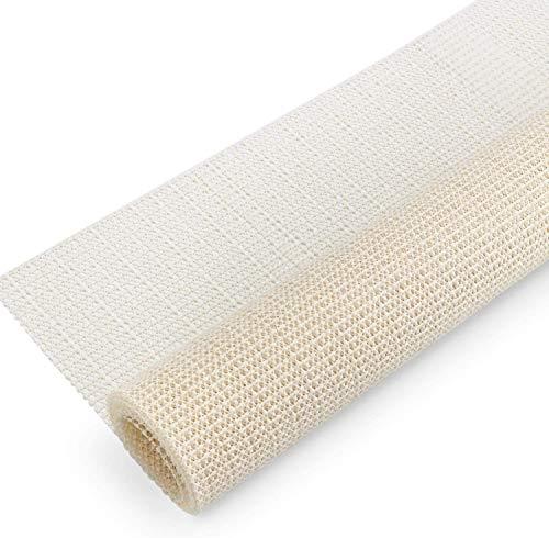 DAOXU Alfombra Antideslizante,Base Antideslizante para Alfombra,Varios tamaños se Aplica a alfombras para alfombras, felpudos o baúl de automóvil, fácil de Lavar y se Puede Cortar (80_x_180_cm)