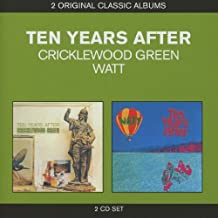 Classic Albums: Cricklewood Green/Watt [Boxed Set] by Ten Years After