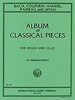 バイオリンとチェロのための6つの古典的作品集/インターナショナル・ミュージック社/演奏用パート譜セット
