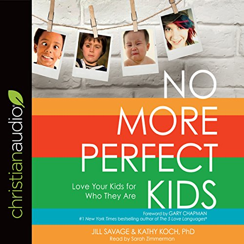 No More Perfect Kids Titelbild