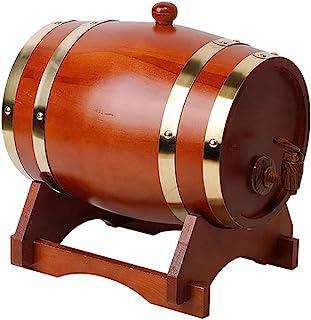 Chocolat Couleur Distributeur De Whisky En Fût De Chêne Seau à Vin For Ranger Votre Propre Whisky,bière,vin,Bourbon, Brand...