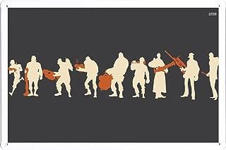 Metal Poster Tin Sign Plate (JSK0533) 2030cm by JSK Decor