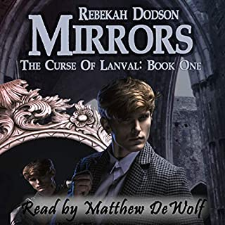 Mirrors audiobook cover art