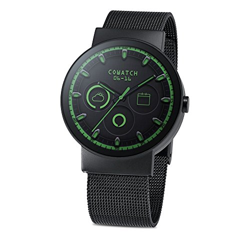 iMCO CoWatch with Amazon Alexa, Black