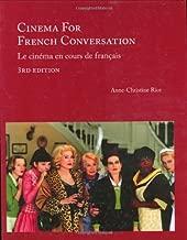 Cinema for French Conversation: Le cinema en cours de francais (French Edition)