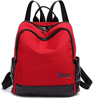 Zlk Backpack Shoulder Bag Large Capacity Backpack Girl Travel Bag High School Student Travel Bag
