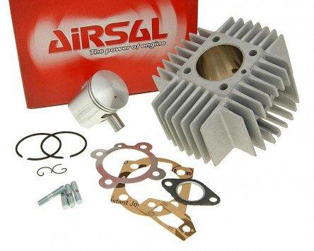 Zylinder Kit AIRSAL Sport 65ccm Maxi Aleta pequena