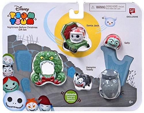 Disney Tsum Tsum Nightmare Before Christmas Gift Set