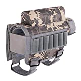 Top 10 Stock Riser with Magazine Pouches