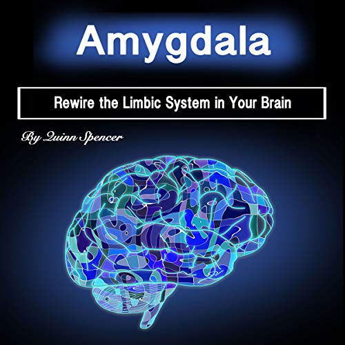 Amygdala audiobook cover art