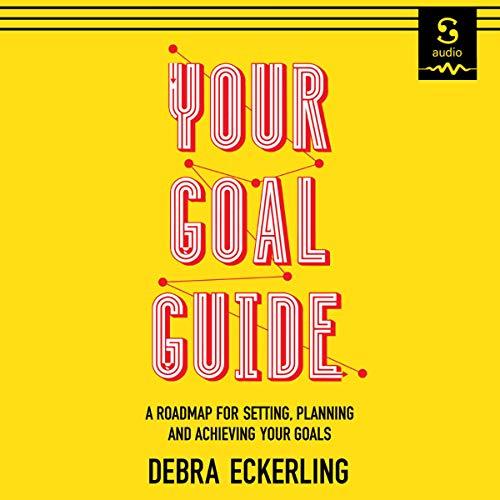 Diseño de la portada del título Your Goal Guide
