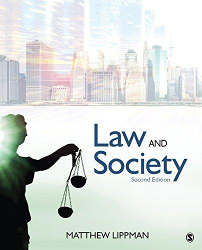 Law and Society (English Edition)