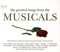 Greatest Songs from the Musicals by Greatest Songs from the Musicals (2002-11-19)