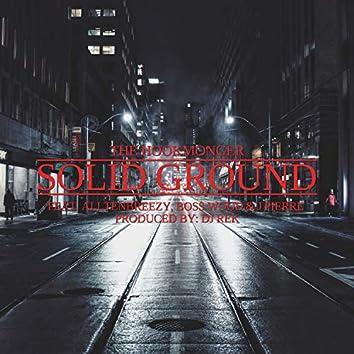 "Solid Ground (feat. AllTenBreezy, Boss Wood & Justin ""J Pierre"" Bennett)"