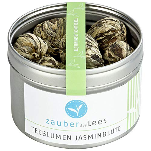 Zauber des Tees Teeblumen Jasminblüte