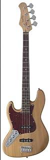 "$441 » Standard""J"" Style Electric Bass Guitar - Natural"