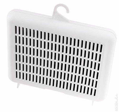 Filtro antiodore-universale con 3 filtri a carboni attivi altamente efficaci