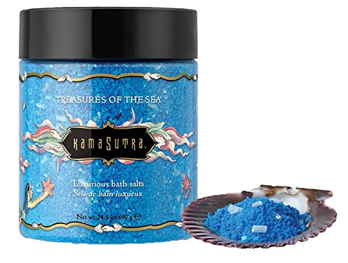 Kama Sutra Treasures of the Sea Luxury Bathing Kit by El Dorado