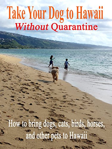 Dog To Hawaii Without Quarantine: How to bring dogs