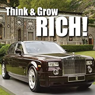 Think & Grow Rich audiobook cover art