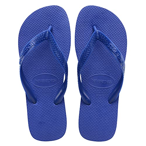 Havaianas Top, Chanclas Unisex Adulto, Azul (Marine Blue), 37/38 EU
