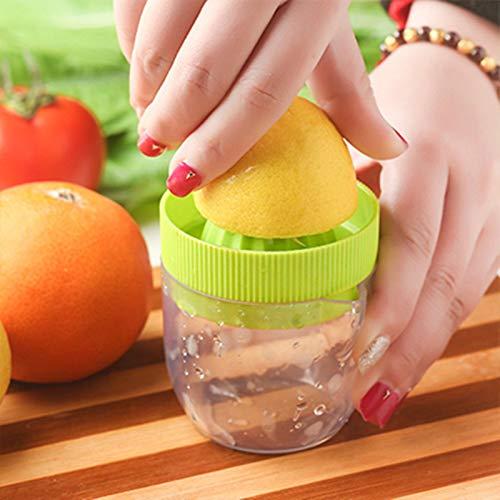 Zonster Manual 1PC Lima limón exprimidor de cítricos Eco Material Respetuoso del Juicer de la Prensa Mini Herramienta de Jugo