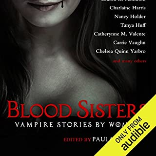 Blood Sisters     Vampire Stories by Women              De :                                                                                                                                 Paula Guran (editor)                               Lu par :                                                                                                                                 Fleet Cooper,                                                                                        Daniel Deadwyler,                                                                                        Bethany Lind                      Durée : 22 h et 29 min     Pas de notations     Global 0,0