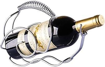 QXM IJzeren Draad Frame Craft Slak Rode Wijnfles Wijnrek Europese Creatieve Ornamenten Racks Wijn Thuis Woonbenodigdheden