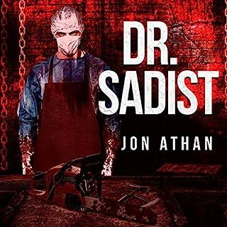 Dr. Sadist audiobook cover art