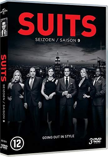 51hsKQSbIgL. SL500  - Suits Saison 9 : La dernière saison de la série à découvrir aujourd'hui sur Netflix