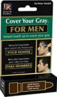 Cover Your Gray For Men - Touch-Up Stick - Dark Brown (並行輸入品)