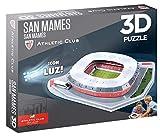 Athletic Club-EF-14085 Puzzle 3D con Luz Estadio San Mamés, Color (Eleven Force 14085)