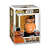 Funko Figura exclusiva de Star Wars Galaxy's Edge CB-6B de Pop!