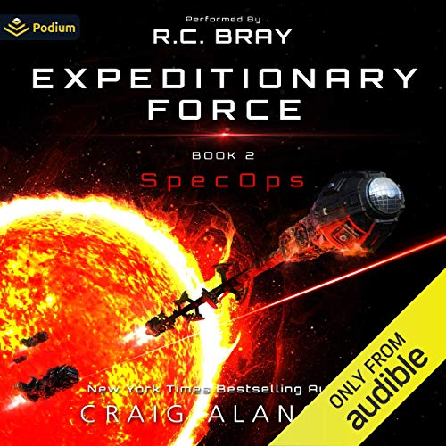SpecOps Audiobook By Craig Alanson cover art