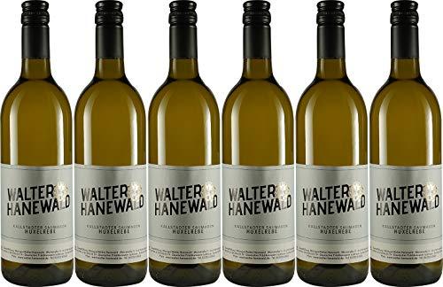 Walter Hanewald Kallstadter Saumagen Huxelrebe Spätlese 2018 Lieblich (6 x 0.75 l)