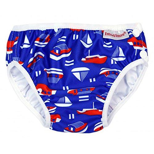 ImseVimse couche de culotte de bain bleu sailor nB - 6 kg