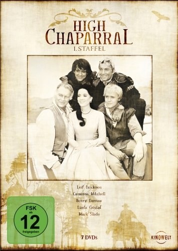 Staffel 1 (7 DVDs)
