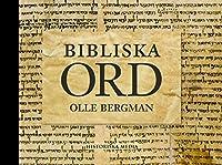 Bibliska ord