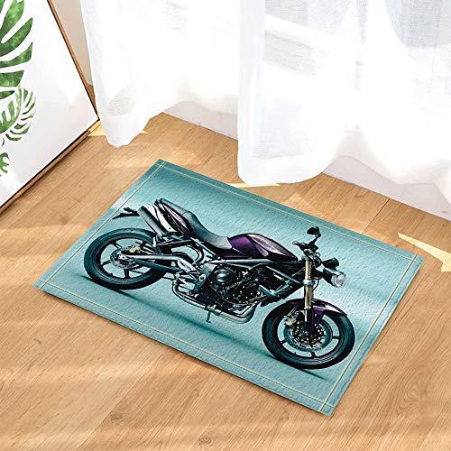 Adventure motorkleding voor heren Kinderbadkamer tapijt toiletdeur mat woonkamer 40X60CM badkameraccessoires