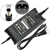 Replacement Dell 90w Ac Power Adapter for Dell Latitude E5400,latitude E5410,latitude E5500,latitude E5510,latitude E6400,latitude E6400 Atg,100% Compatible with Pa-10 Family (Black, 1)