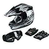 youth dirt bike helmets